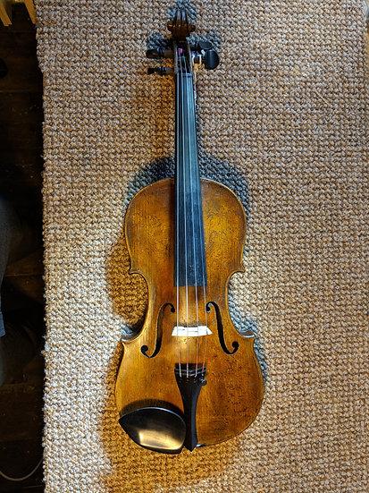 "1800s German Trade Instrument, Falsely Labelled ""John Lister,1727"""