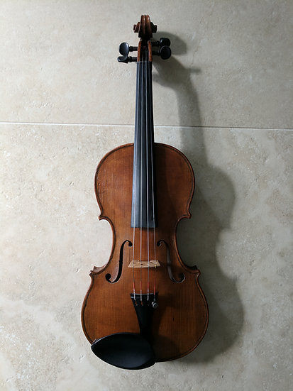 2015, J. Derbyshire, Golden Period Stradivari Model