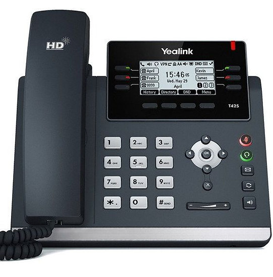Yealink SIP T42S Skype for Business Edition