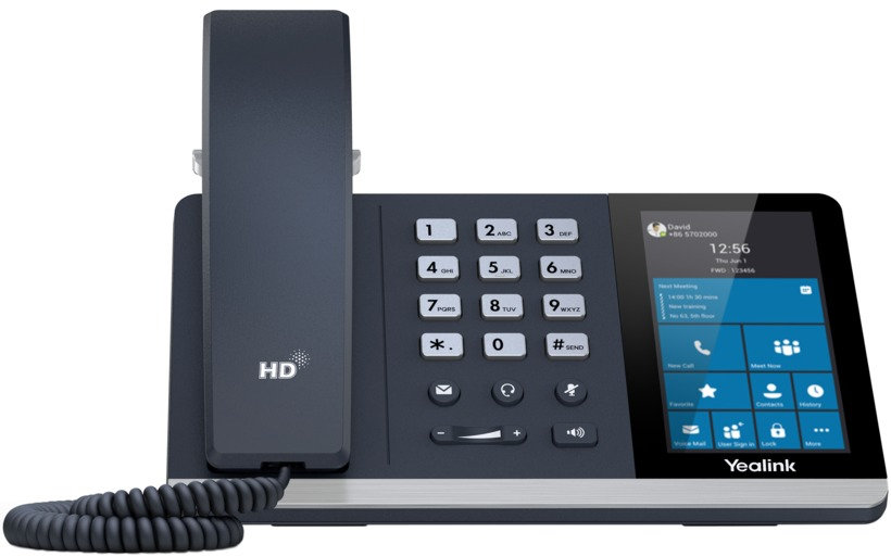 Yealink SipT55A Skype for Business Edition