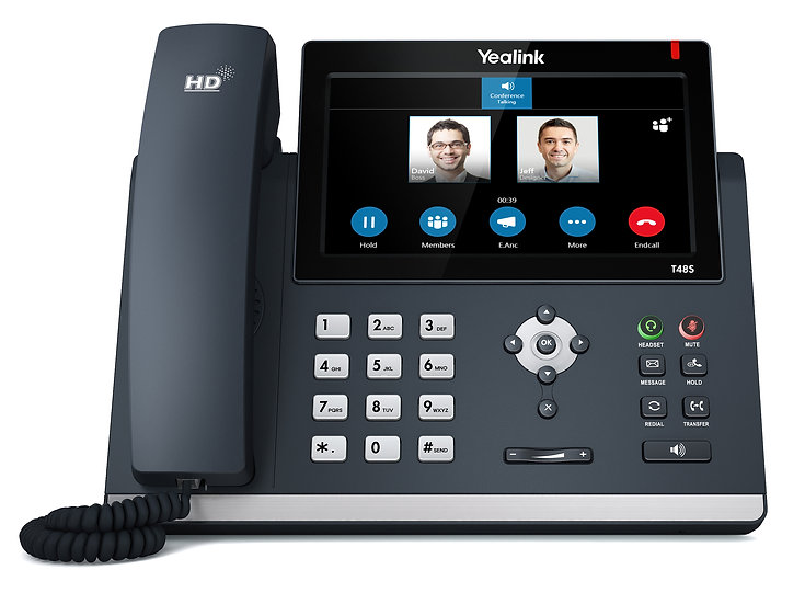 Yealink SIP T48S Skype for Business Edition
