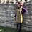 Thumbnail: LADIES PINAFORE DRESS