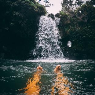 Hawaii Falls