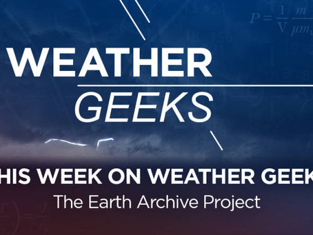 Weather GeekS: The Earth Archive Project