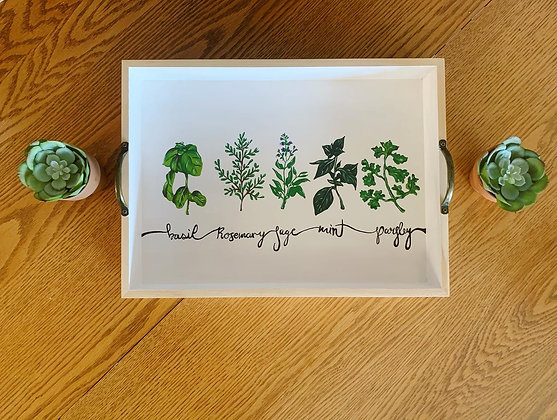 Spice Kitchen Tray