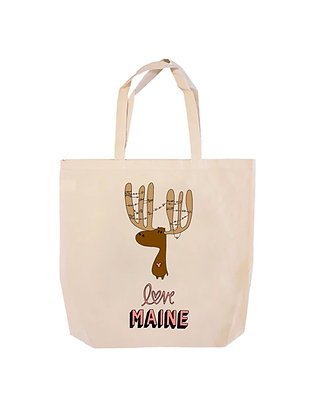 Love Maine the Moost Tote