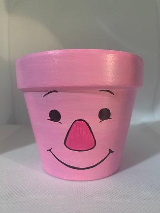 Piglet Flower Pot