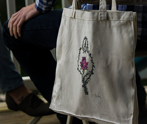 Grow Peace Tote