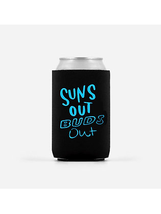 Suns Out Beer Koozie