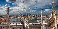 Milano Panoramica colore