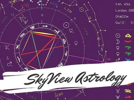 SkyView Astrology Workshop เรียนรู้วิธีที่ทรงพลังที่สุด ที่จะเข้าใจและสำรวจชีวิตของคุณเอง