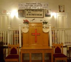 sanctuary (prerenovations)