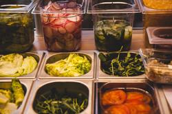 Zutaten, Burgerei, foodtruck