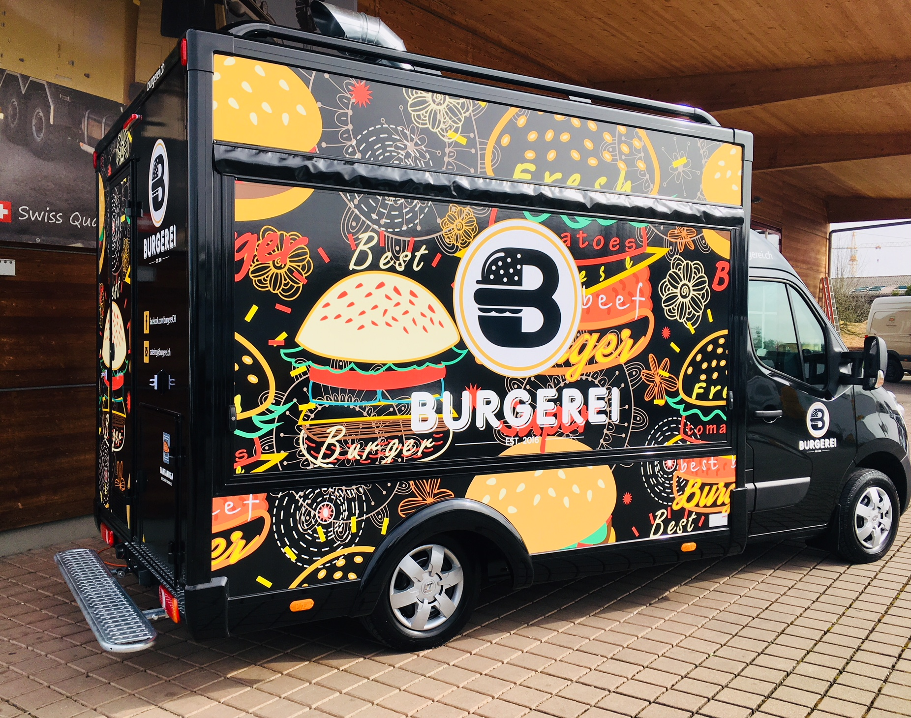 Foodtruck Burgerei