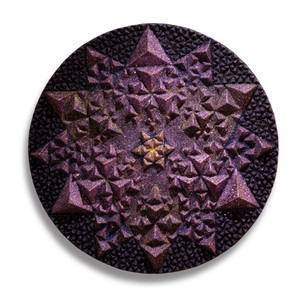Sonia Kiki Jones Divine Matris crystal mandala
