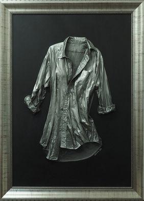 Sonia Richter Boyfriend Shirt silver .jp