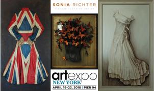 Art Expo New York Sonia Richtr