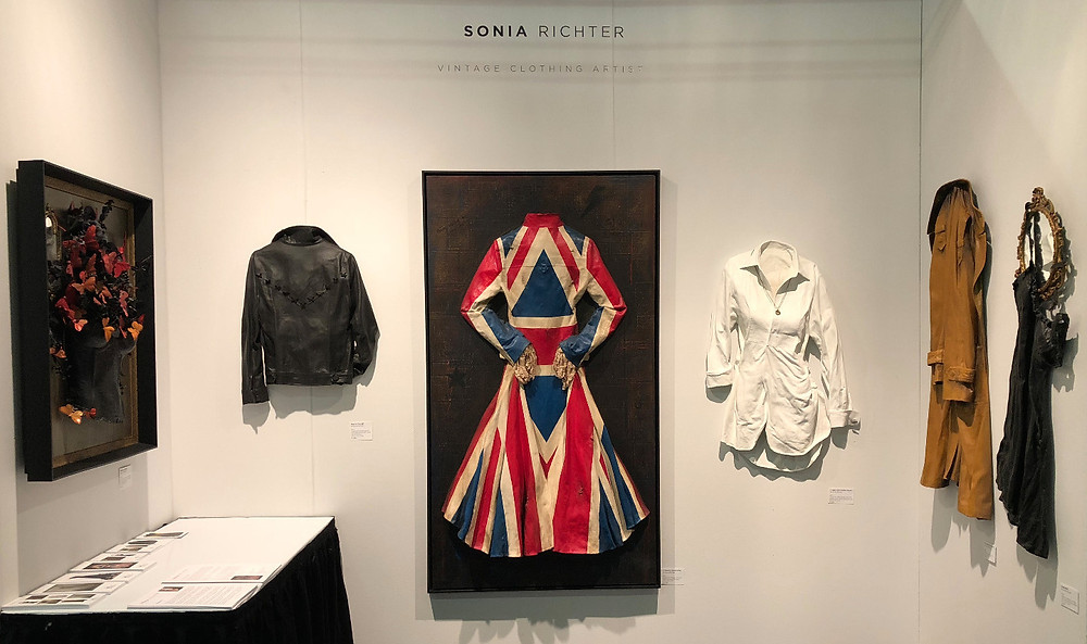 Sonia Richter Booth S428 Art Expo New York 2018