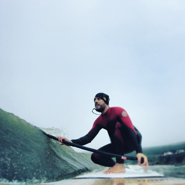 Norfolk SUP Surf Weekends