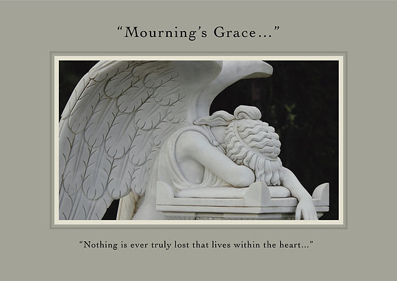 Mourning's Grace (Weeping Angel)