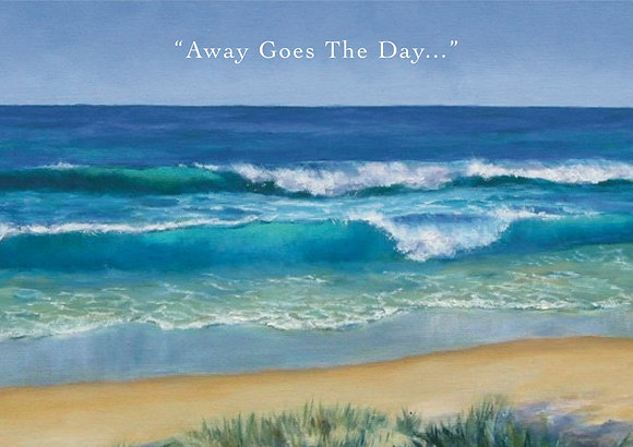 Away Goes The Day (Beach)