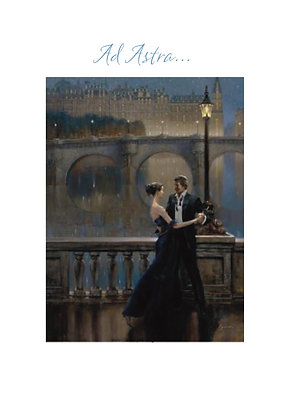 Ad Astra - To The Stars... (Classic Couple on Bridge)