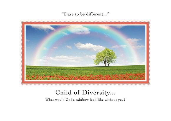 Child of Diversity (Rainbow)