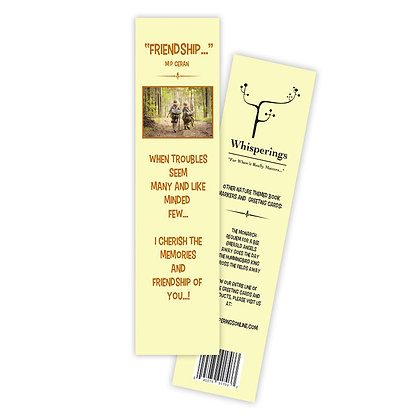 Friendship (Bookmark)