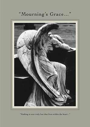Mourning's Grace (Winged Angel)