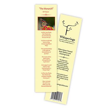 The Monarch (Bookmark)