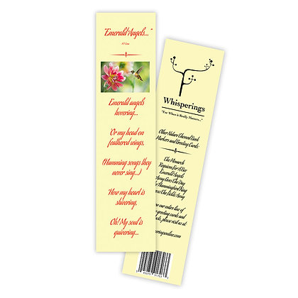 Emerald Angel (Bookmark)
