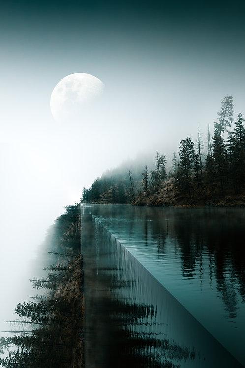 Moon Lake Falls