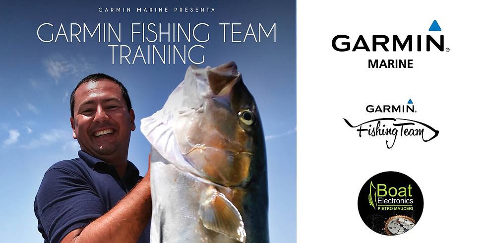 Garmin Fishing Team Training