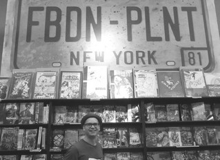 The Top Three Things I Did In Forbidden Planet