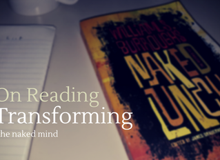 On Reading Transforming The Naked Mind