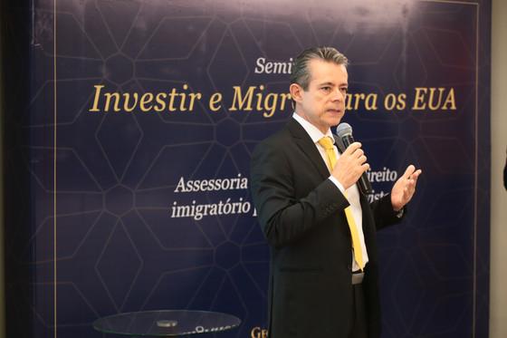 Visto EB5- George Cunha na BBC News Brasil