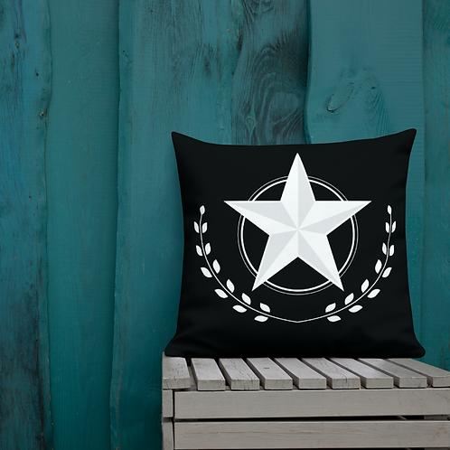 Legendary & Bold Square Pillows