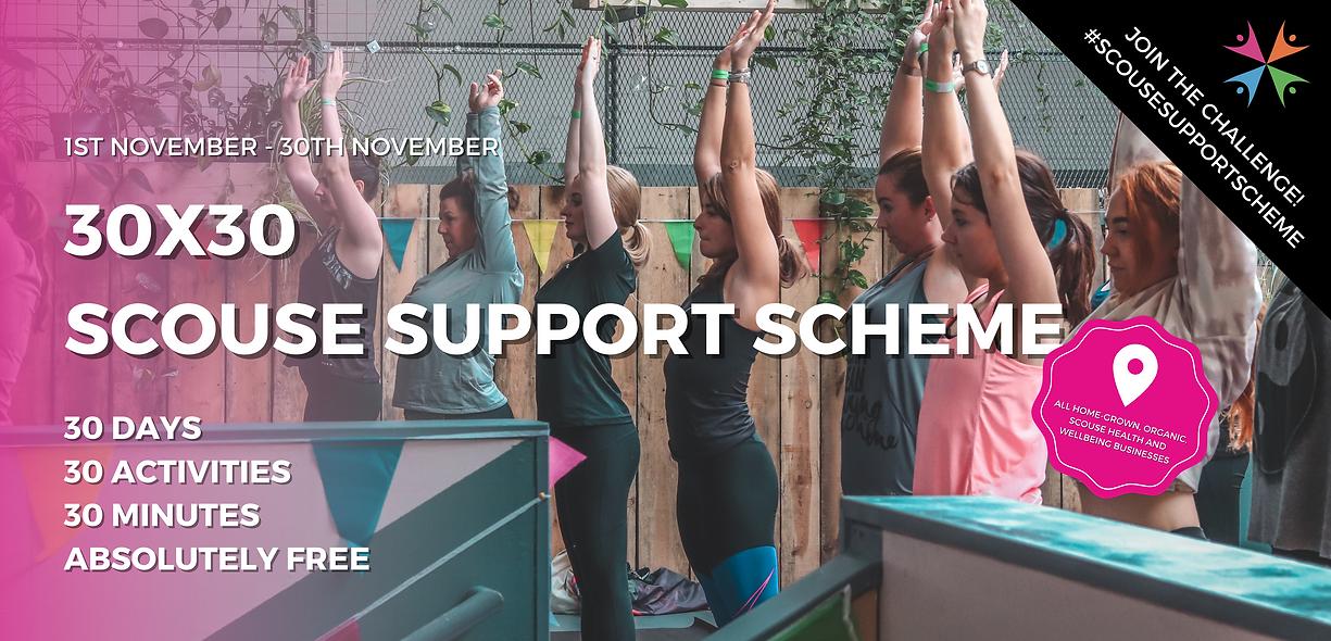 Scouse Support Scheme