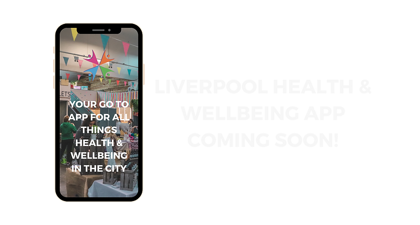 LIVERPOOL HEALTH & WELLBEING APP COMING