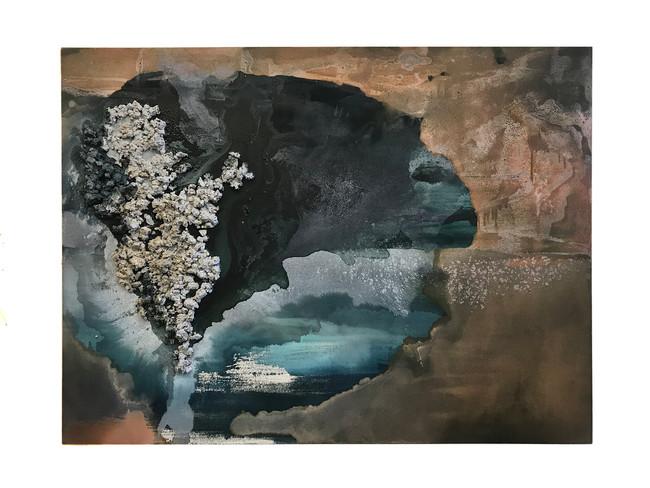 Mono Lake, the Earth Beneath Me Sinks