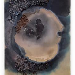 Fossil Falls in Coso Range, I Drift