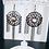 Thumbnail: Medallion Filigree Earrings