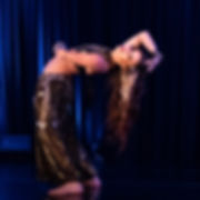 Tribal fusion belly dancer Veronica Lynn at Austin Belly Dance Convention 2018 ABDC