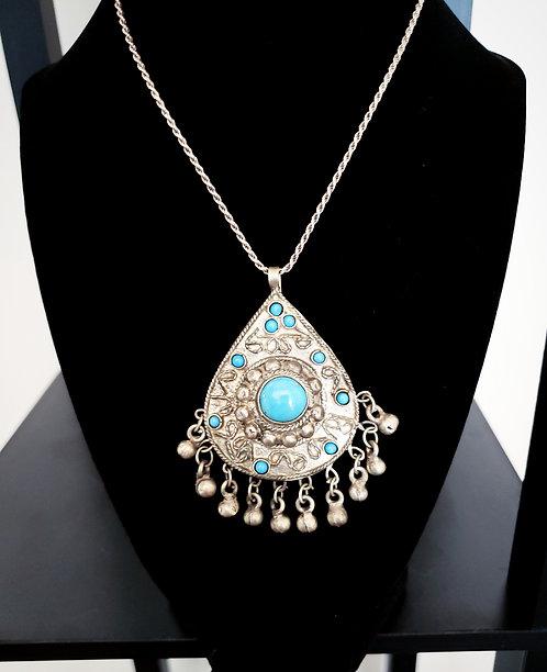 Extra Long Kuchi Necklace