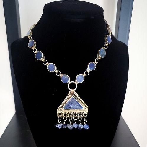 Lapis Lazuli & Sodalite Necklace