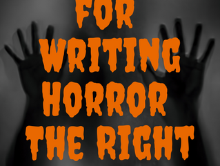 5 Tips for Writing Horror the Right Way