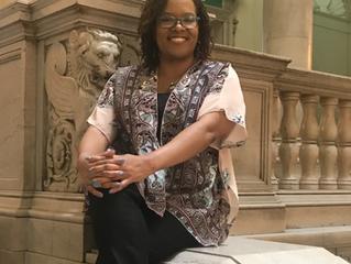 Author Spotlight: Aronya Waller
