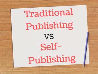 Traditional Publishing vs Self-Publishing