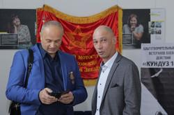 Провоторов Виктор и Сергунин Олег