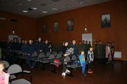 Концерт. Авиабаза Кант. Киргизия.